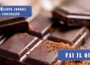 quiz: Quanto conosci il cioccolato?