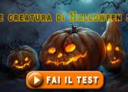 Che creatura di Halloween sei?