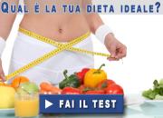 Qual è la tua dieta ideale?