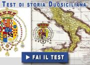 Test di storia del Regno delle Due Sicilie