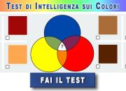 Test di Intelligenza sui Colori