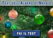 Test dell'Albero di Natale