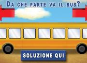 In che direzione va il bus?