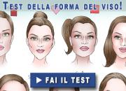 Test della forma del viso