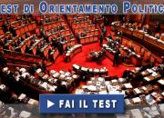 Test di Orientamento Politico