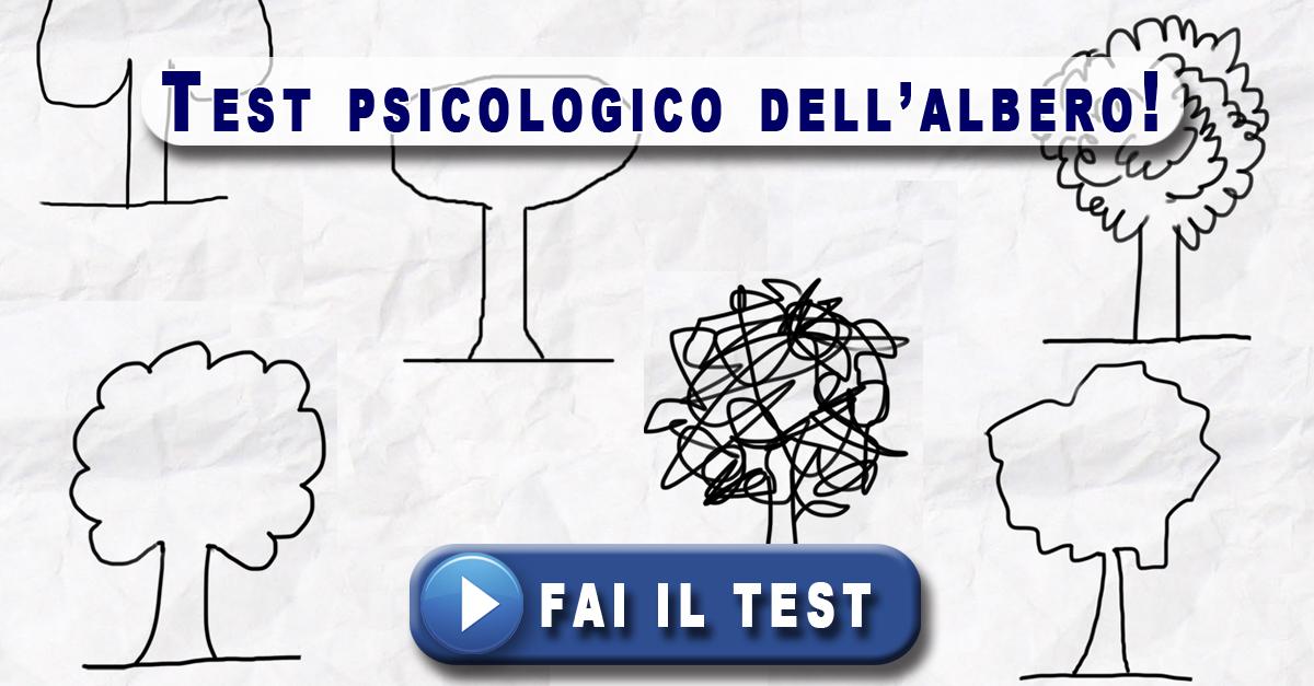 Test psicologico dell'albero